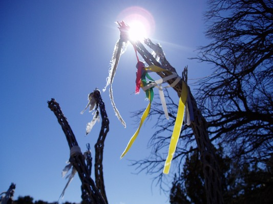 Tibetan Sunshine
