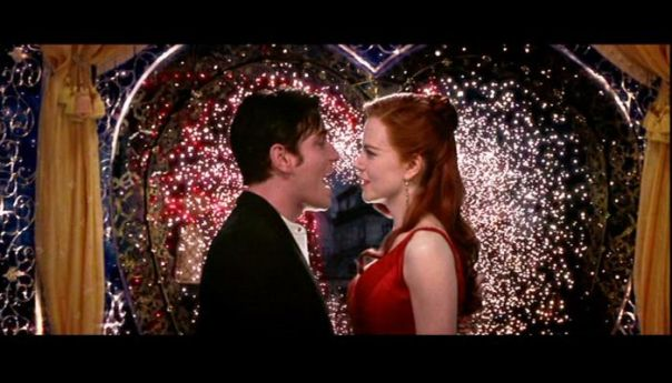 """Love is like oxygen!"" Moulin Rouge"
