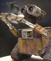 Nothing says hope like WALL-E!